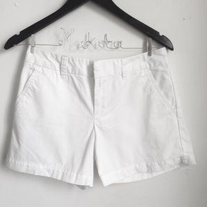 🛍•Tommy Hilfiger• White Jean Shorts
